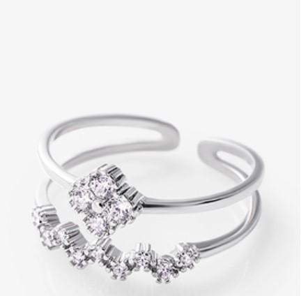 Кольца с серебра: на какие изделия обратить внимание