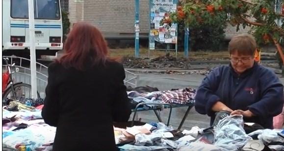 В Славянске чиновники прошлись по торговым точкам: призывают предпринимателей официально оформлять сотрудников