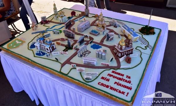 «Валенсия» подготовила сладкую экскурсию по Славянску