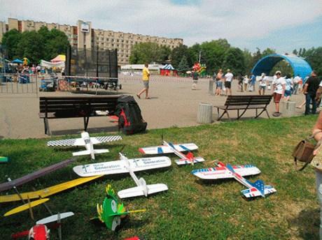 15-летие славянской «Чайки»: праздничной дате был посвящен масштабный авиафестиваль