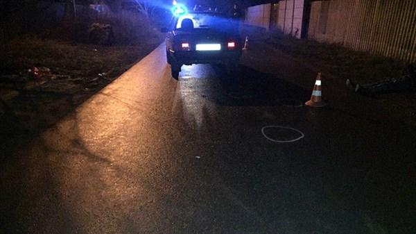 В Краматорске 18-летний водитель сбил пешехода. Он погиб