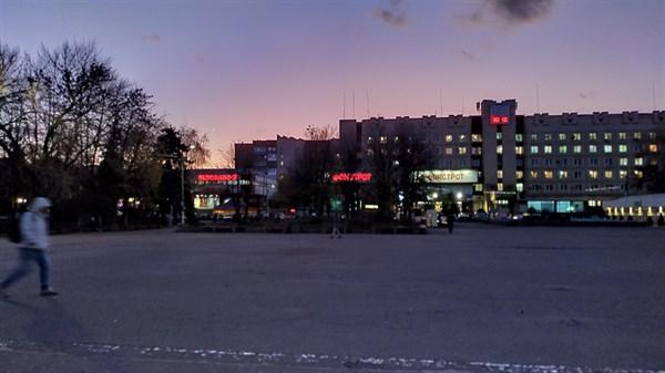 В Славянске появился Сквер семейного отдыха