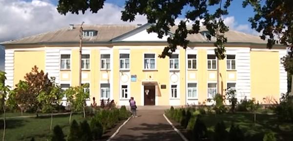 В школе Николаевки под Славянском появились два уникальных класса