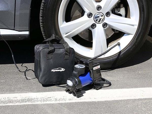 Как себя обезопасить, если на дорогах Славянска пробилось колесо на автомобиле