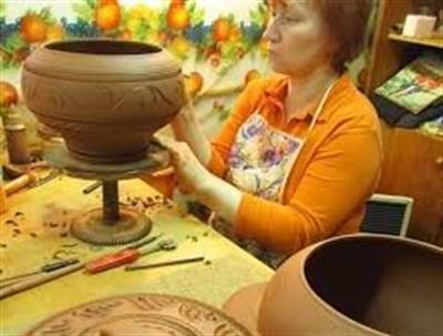 В Славянске хотят создать центр подготовки профессиональных керамистов. Их не хватает