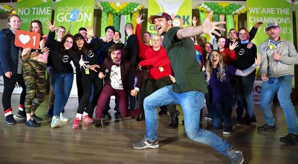 Святогорск на один день стал городом танцоров: фоторепортаж со всеукраинского фестиваля танцев