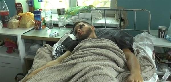Родные пострадавшего в ДТП парня пожаловались на оскорбления со стороны врачей травматологии центральной больницы Славянска. Видео