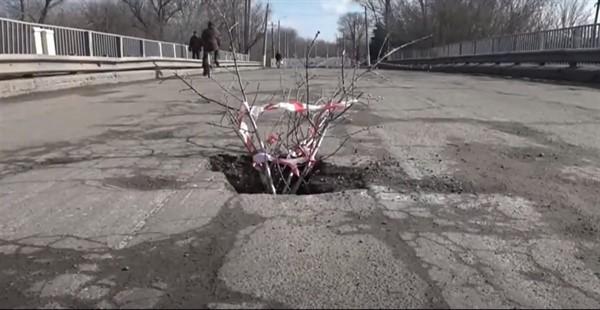 Скоро начнется долгожданный ремонт моста в Славянске