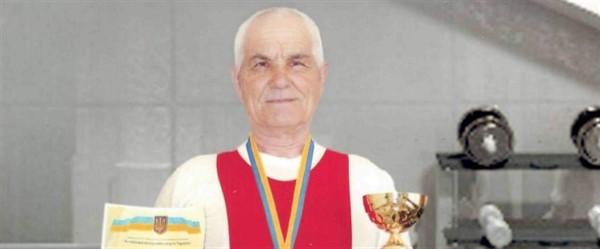 Ветеран спорта из Славянска установил рекорд Украины