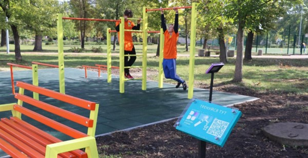 Звезды шоу-бизнеса помогут тренироваться в «Активном парке» Славянска
