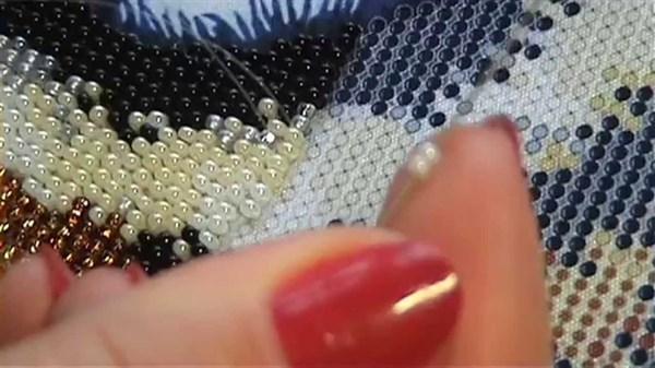 Основы вышивки бисером для начинающих