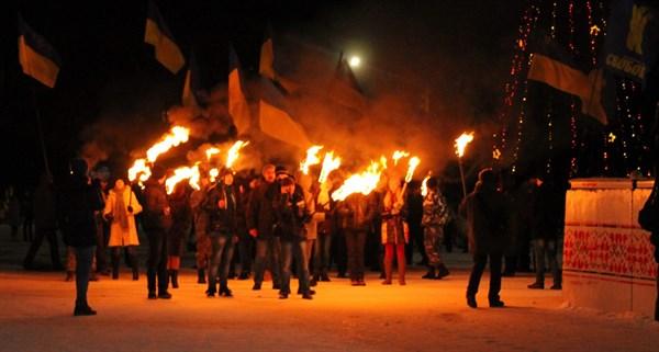 ВКиеве пройдет шествие националистов вчесть дня рождения Бандеры
