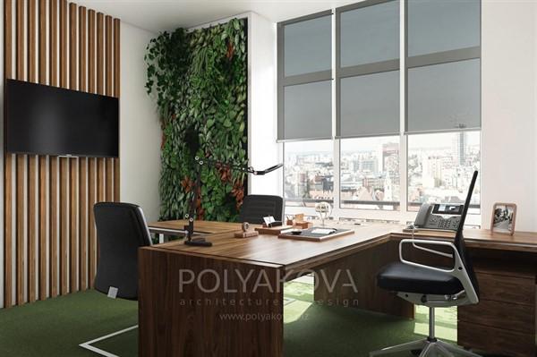 Разработка дизайн-проекта для офиса