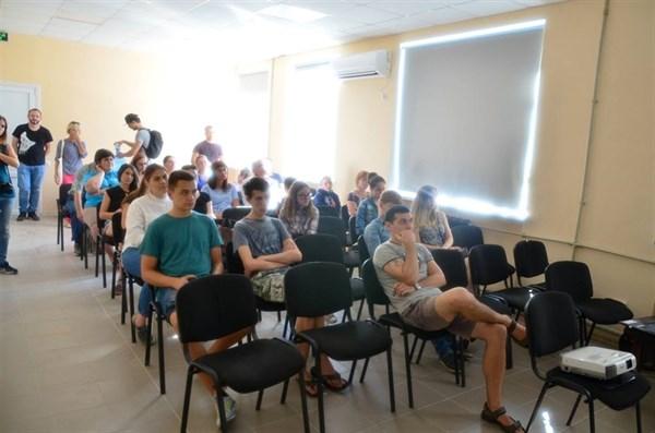 Открытие обновленной платформы инициатив «Теплиця»: как это было – в 18 фотографиях