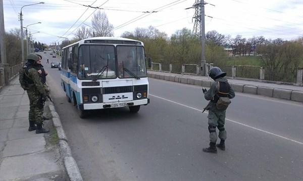 Журналист Денис Казанский -  о посещении Славянска в апреле 2014-го: «Я хорошо помню ощущения полной беспомощности, которое охватило тогда»