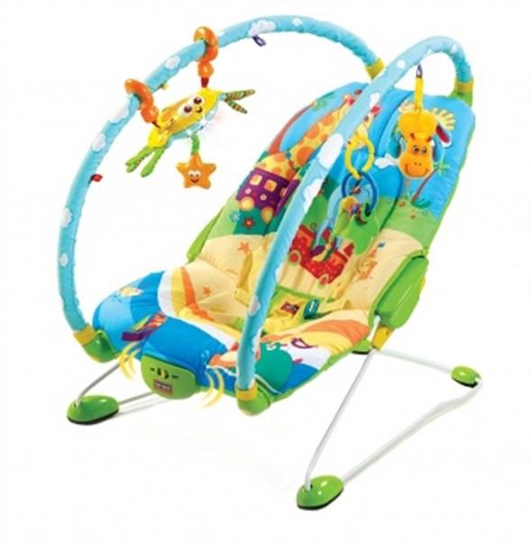 Выбираем кресло-качалку для новорожденного
