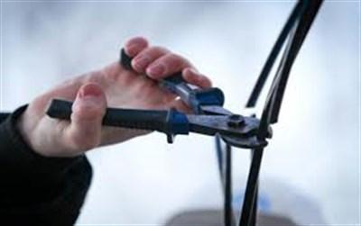 У диспетчерской службы Славянского РЭС украли кабель, поэтому вместо трех телефонных линий работает одна