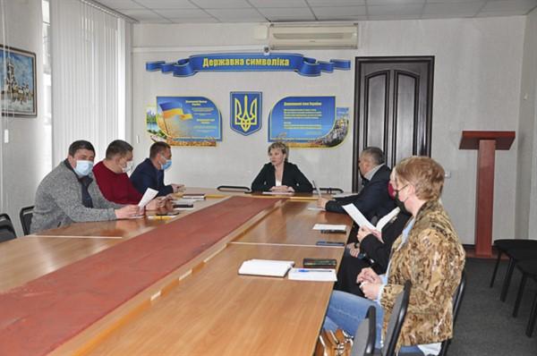 Координационный совет Славянска дал старт «Бюджету участия-2021»