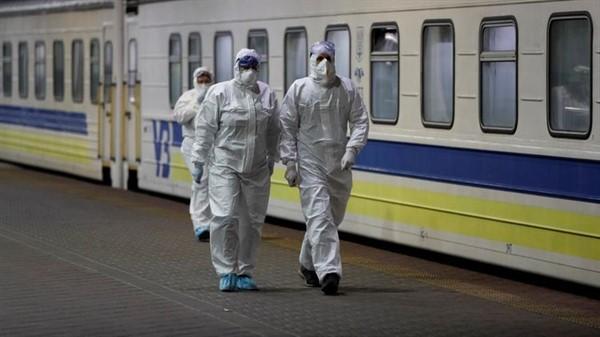 В Славянске сложная эпидемиологическая ситуация. Отменена продажа ж/д билетов и остановка поездов
