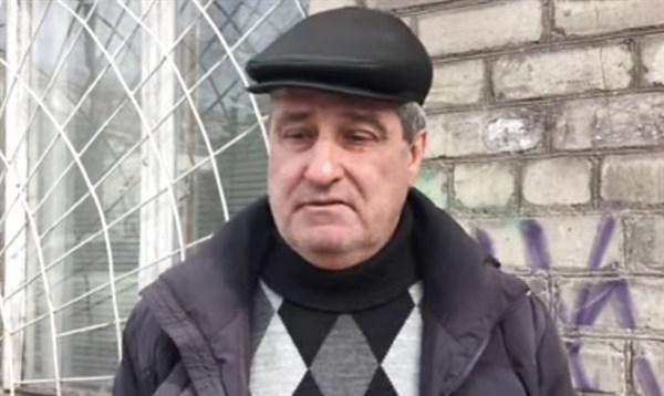 Водитель автобуса «Мариуполь-Святогорск»: «Я допустил огромную ошибку, в чем извиняюсь перед бабушкой и перед всем народом Украины