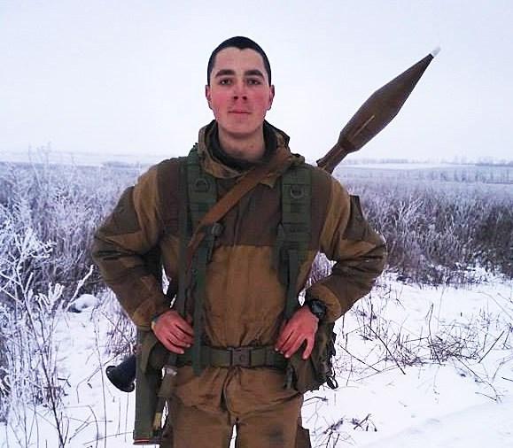 В Славянске откроют мемориальную доску в честь 20-летнего Романа Напрягло, погибшего от снайперской пули