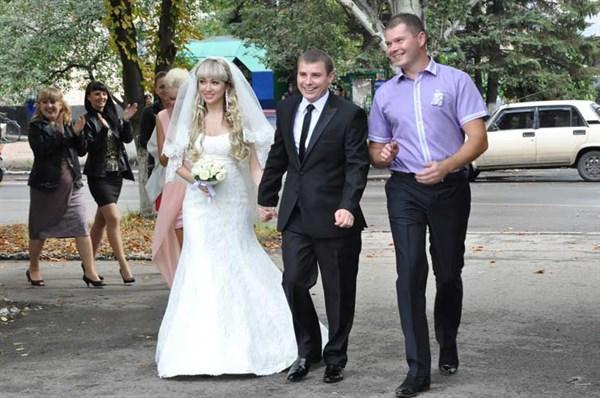 Хорошая тенденция: в 2018 году в Славянске больше женились, чем разводились