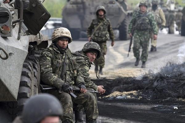 «Я постараюсь в скором времени предоставить вам наглядное свидетельство»: Вячеслав Пономарев заявляет о присутствии в рядах украинской армии иностранных наемников