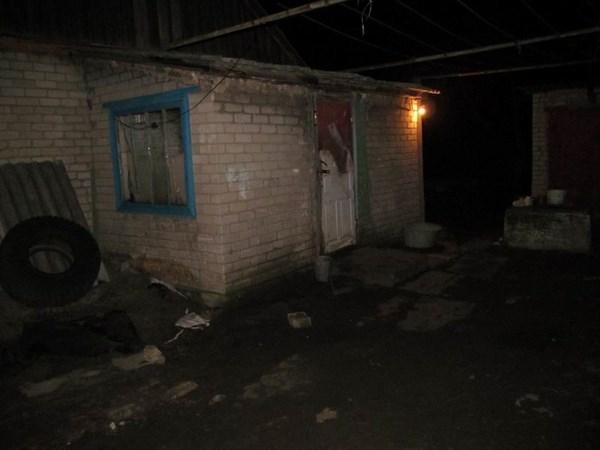 В Славянске местный житель избил собутыльника до потери сознания и вынес тело во двор дома