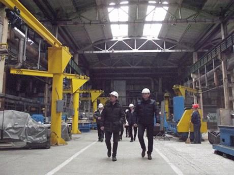 Стареют кадры, молодежь не хочет идти на замену: с какими проблема сталкивается Славянский машиностроительный завод
