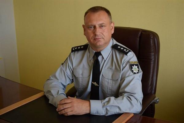 Начальник Славянской полиции в понедельник проведет личный прием граждан