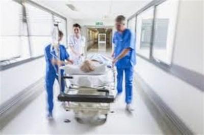 Житель Славянска с ножевым ранением доставлен в больницу