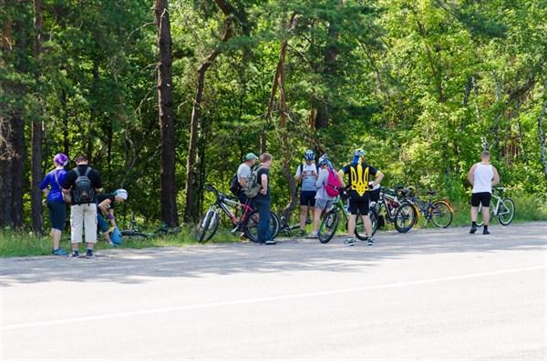 Жителей Славянска в воскресенье ждут на велопрогулку