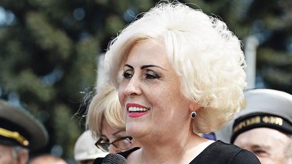 Главный судейский люстратор Неля Штепа «люстрировала» еще одного служителя Фемиды из Харькова