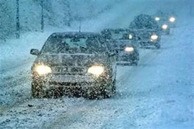 На заметку водителям Славянска: в связи с ухудшением погодных условий движение транспорта ограничено