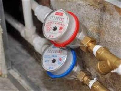 В Славянске хотят вынесли счетчики учета воды за пределы частных домов
