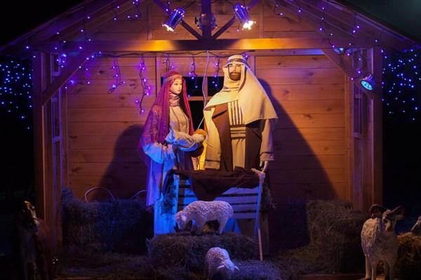 Рождественские выходные: жителей Славянска ожидают народные гулянья, колядки и инсценировка Святого Рождества