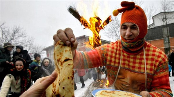 Как Славянск отпразднует Масленицу: программа гуляний на субботу и воскресенье