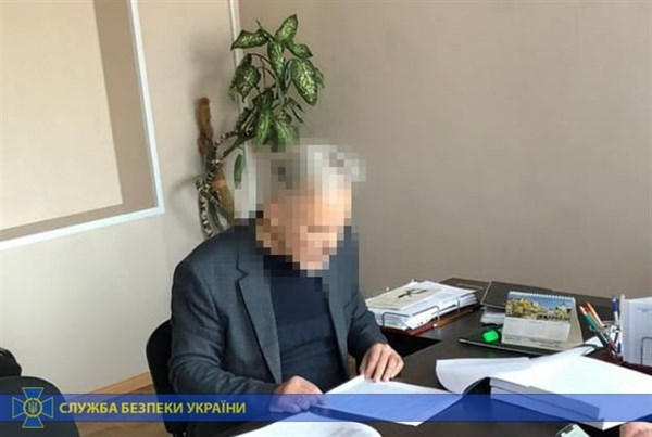 Виктору Воропаеву вручили подозрение в посягательстве на целостность страны. Он заммэра Славянска