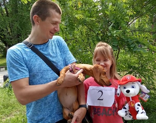 Зоозащитники Славянска провели увлекательную благотворительную акцию