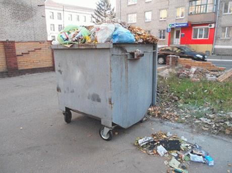 Через два месяца в Славянске подорожает услуга по вывозу мусора