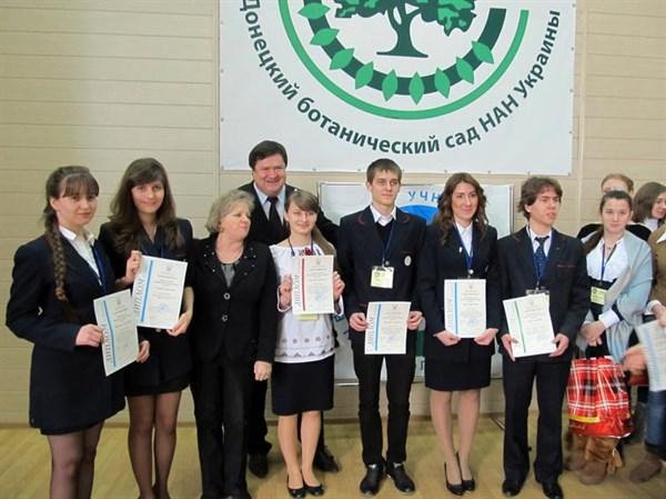 Школы Славянска подводят итоги участия в предметных олимпиадах. Педагогический лицей - среди лучших