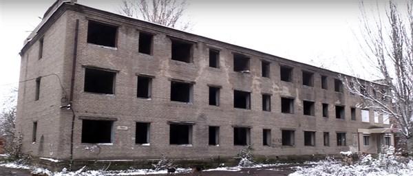 Мэр Славянска озвучил планы по восстановлению двух общежитий для переселенцев