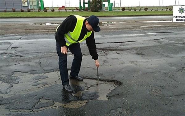 В Славянске проводят осмотр дорог. Есть надежда, что проблемные участки приведут в порядок