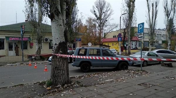 В Славянске заминировано здание СБУ: работают МЧС