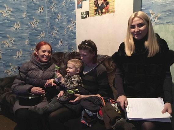 В Славянске проверили неблагонадежных родителей, которые воспитывают детей