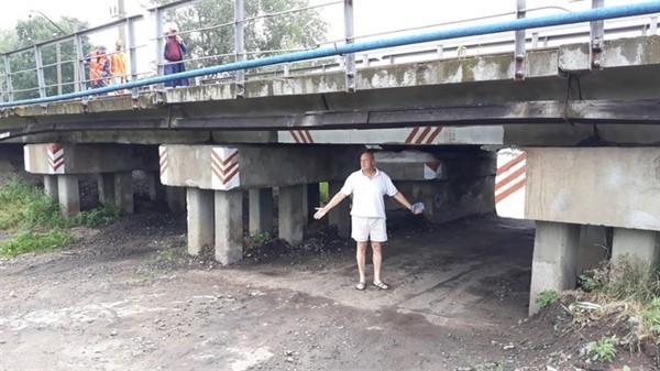 Предприниматель из Славянска предложил способ восстановления грунтовых дорог