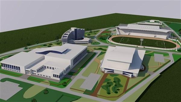 Олимпийская база в Святогорске: фантастическая презентация спортивного центра