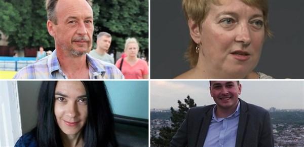 Топ-5 лучших  и читаемых журналистов Славянска по версии читателей сайта Slavgorod.com.ua