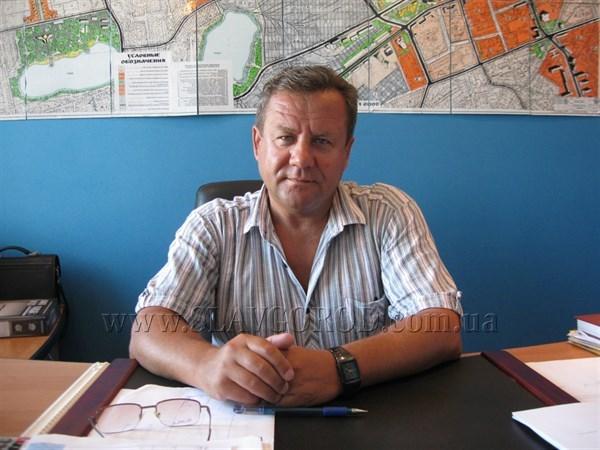 В Славянске попрощаются с Виталием Кияшко, бывшим главным архитектором города