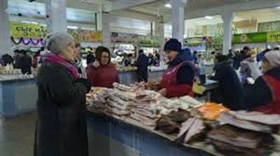 Какие цены на центральном рынке Славянска